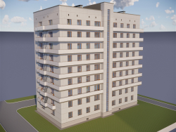 Serie de Jruschov de nueve pisos 86-011