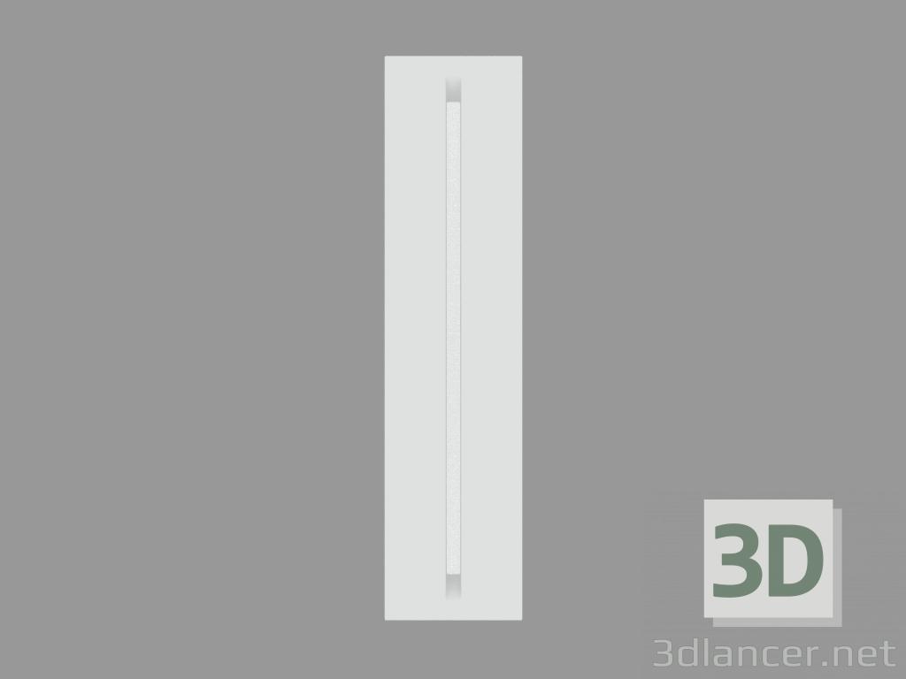 3 डी मॉडल Recessed दीवार प्रकाश STEP (S4655W) - पूर्वावलोकन