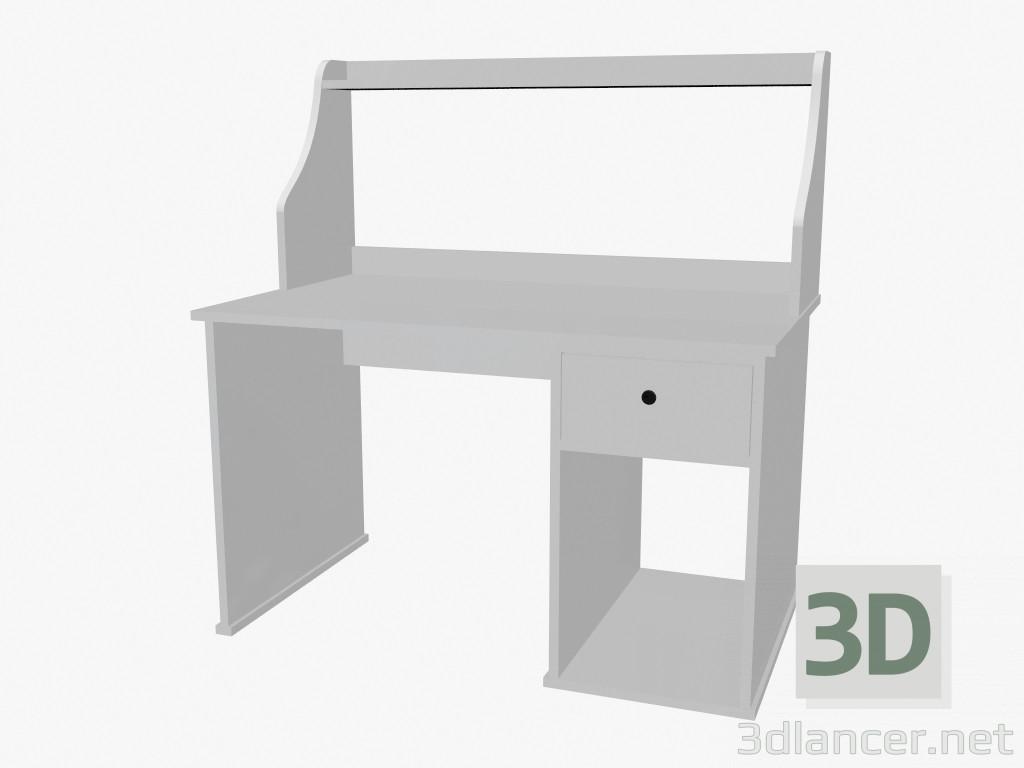 3d modell arbeitstisch yuhan vom hersteller ikea id 16280. Black Bedroom Furniture Sets. Home Design Ideas