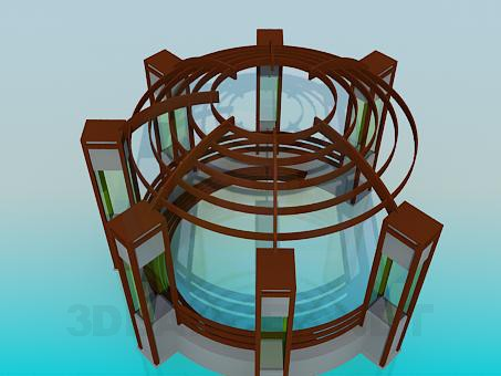 3d modeling Arbor model free download