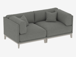 Modular sofa CASE 1880mm (art 903-904)