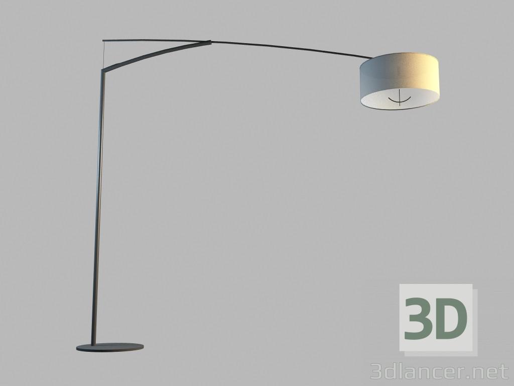 modello 3D Lampada da terra 5189 - anteprima