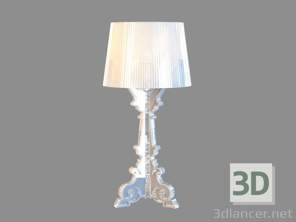 3d модель Светильник настольный A6010LT-1CL – превью