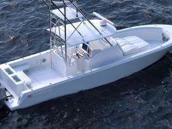 Зміст 39 Рибальський човен FA Sport