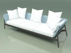 Sofa 003 (Metal Smoke, Batyline Sky)