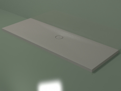 Shower tray (30UB0115, Clay C37, 200 X 70 cm)