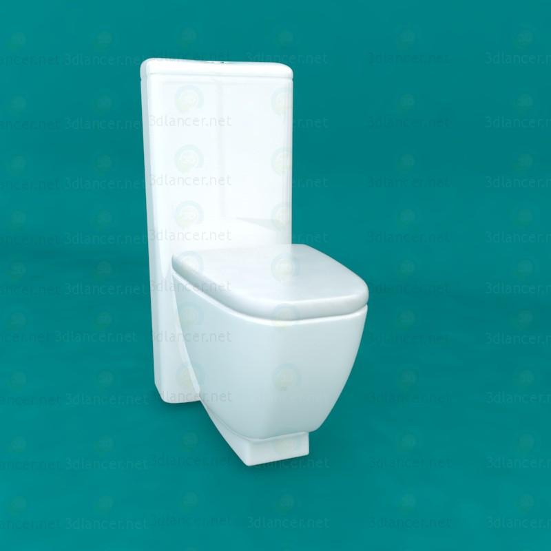 Toilet BTW 74 Sanitana Tocai paid 3d model by temporalex preview