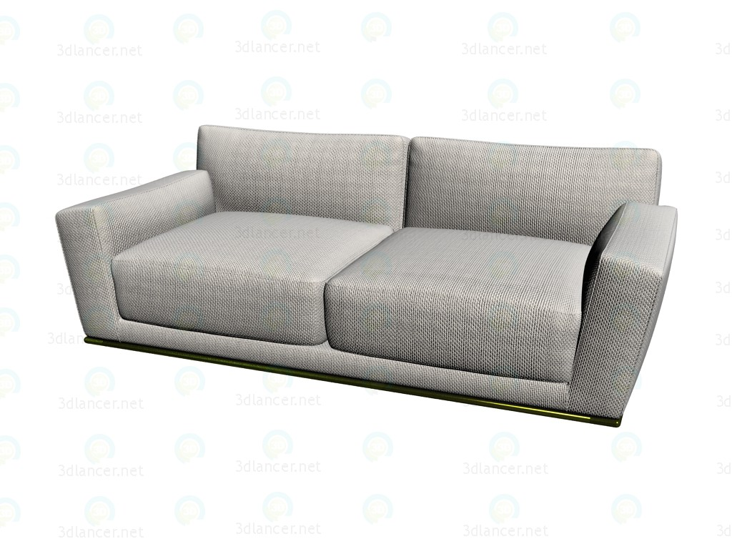 3d model Sofa L11DB208 - preview