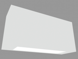 Luminária de parede LIFT RECTANGULAR (S5051)