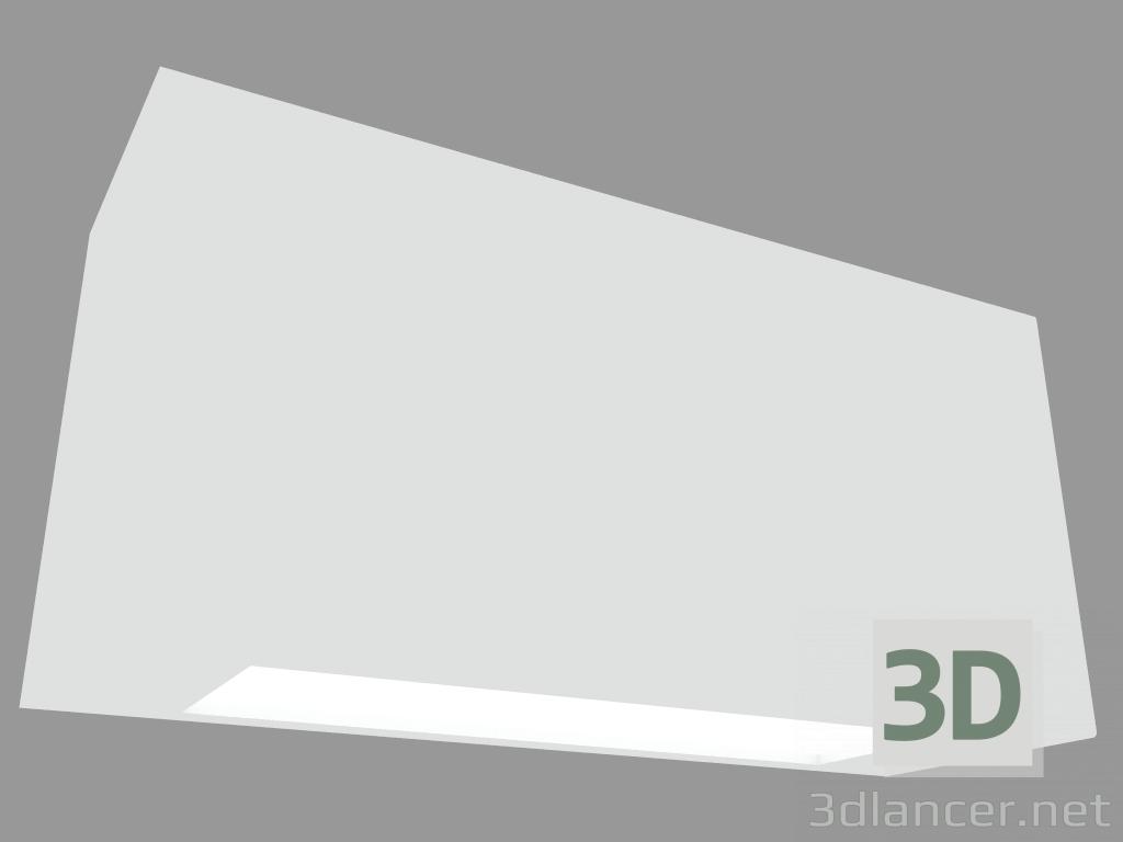 3 डी मॉडल दीवार दीपक लिफ्ट RECTANGULAR (S5051) - पूर्वावलोकन