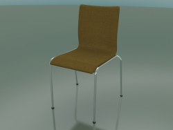 4-leg chair with fabric upholstery (101)