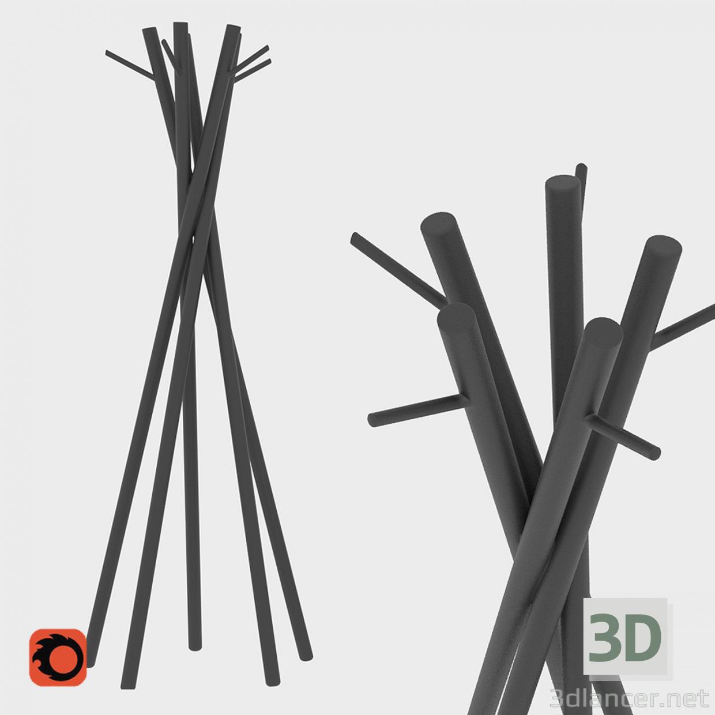 3d model Vatra hanger - preview
