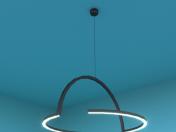 Pendant lamp (loft 2)