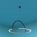 3d Pendant lamp (loft 2) model buy - render