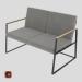3d model Special Sofa - preview