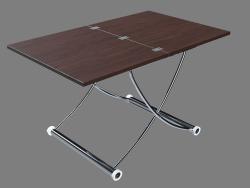Table-transformer B2202 wenge