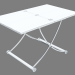 3d model Table-transformer B2202 wenge - preview