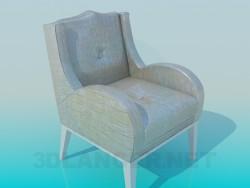 कुर्सी पैर के साथ