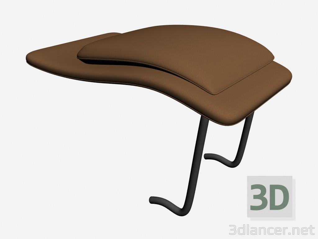 3d model Footrest Park - preview
