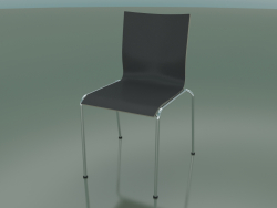 Chair on 4 legs without upholstery (101)