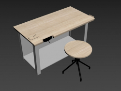 Table for school workshop