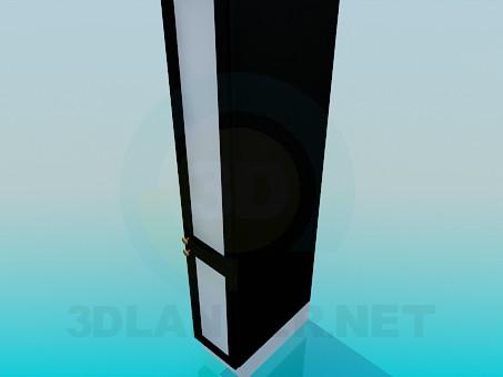3d model Case-pencil case - preview