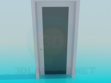 3d моделювання Двері модель завантажити безкоштовно