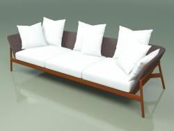 Sofa 003 (Metal Rust, Batyline Brown)