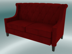 Sofa Barister (Red)