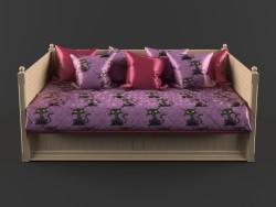 Le lit-canapé
