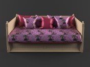 The bed-couch