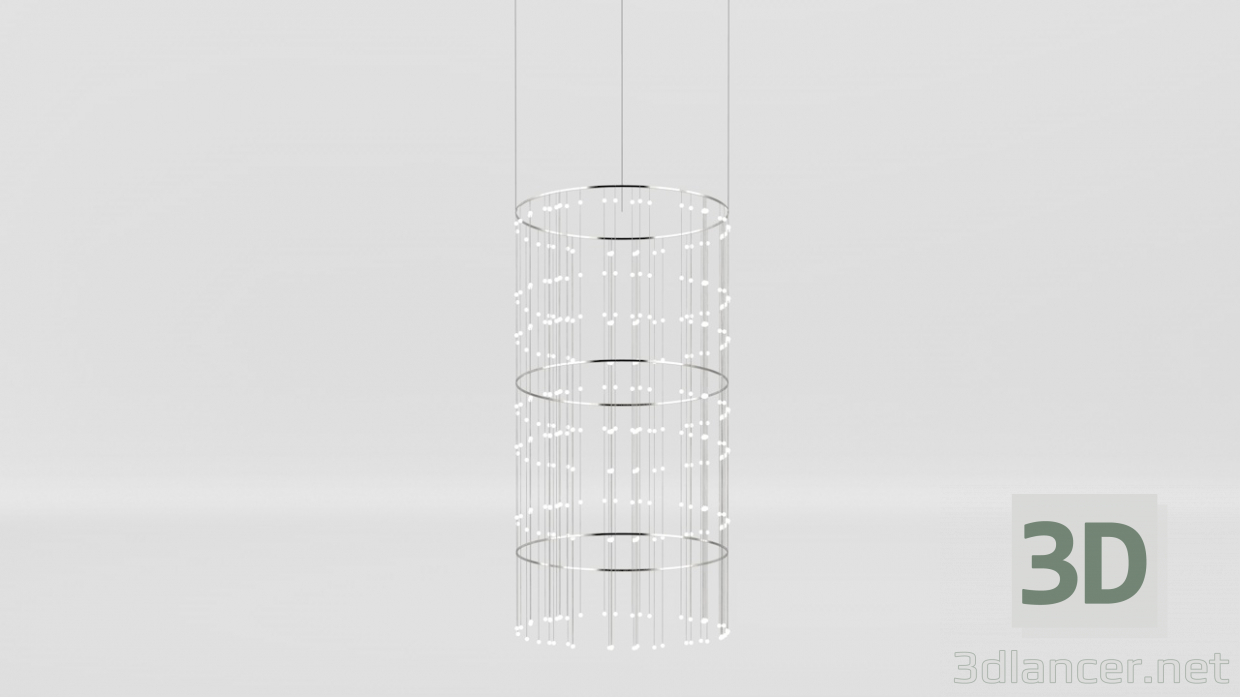 3d model Chandeliers - preview