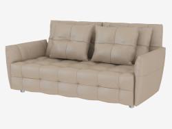 Deri kanepeler Çift