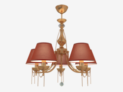 Chandelier CHESTER (CL0100-05-R)