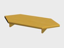 Аксессуар для столов Моно-люкс (подставка под монитор РМW-1)