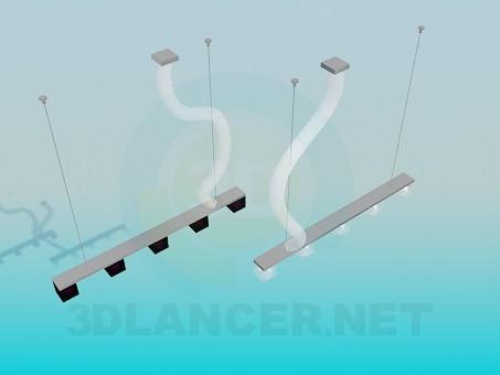 3d model Lamps - preview