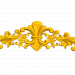 3d model Ornament, carving, stucco - preview