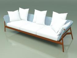 Sofa 003 (Metal Rust, Batyline Sky)