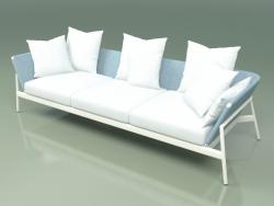Sofa 003 (Metal Milk, Batyline Sky)