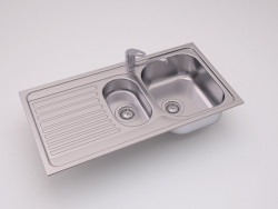Blanco TIPO 6S Basic kitchen sink