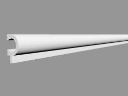मोल्डिंग पीएक्स 169 (200 x 5.5 x 3.4 सेमी)