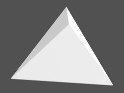 Pannello 3D (elemento) Sirius