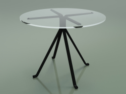 Table ronde CUGINETTO (H 50 cm, P 62 cm)