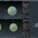 3d Planet earth model buy - render