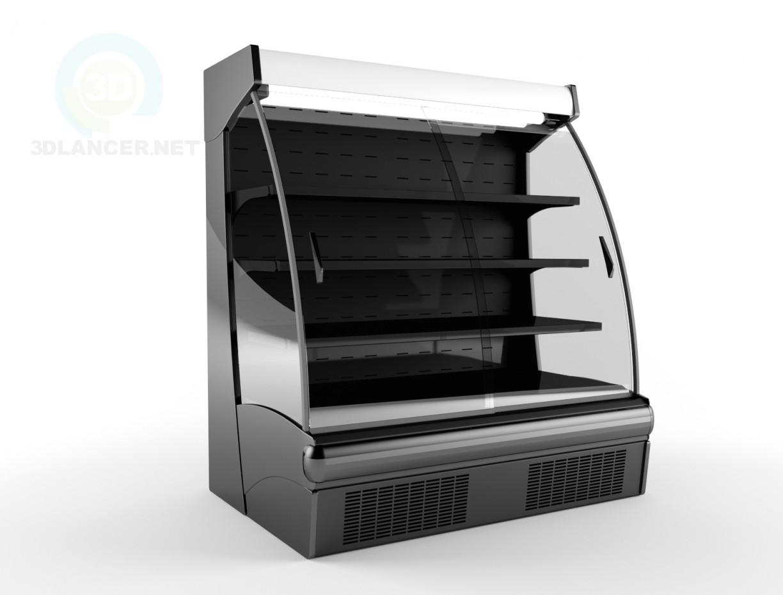 3d modeling Refrigeration showcase Oscartielle model free download