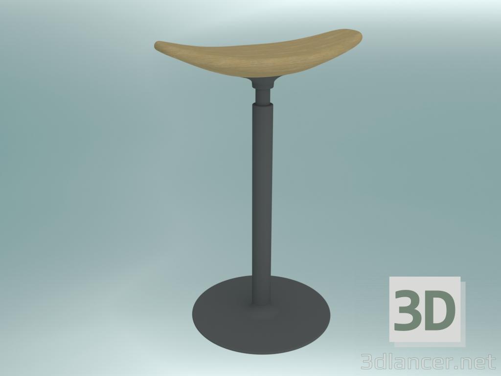Surprising 3D Model Stool Ryo S172 Lapalma Max 2014 Free Download Machost Co Dining Chair Design Ideas Machostcouk