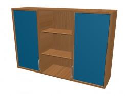 Mezzanine 2 doors K603