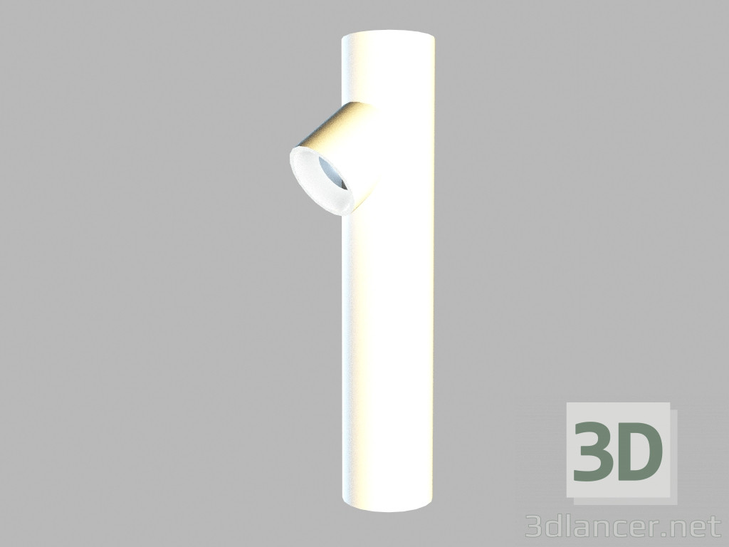 3d model Outdoor wall light 4820,Vibia max(2012), - Free