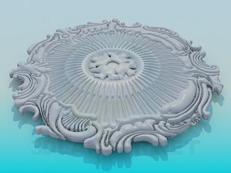 descarga gratuita de 3D modelado modelo Salida de techo