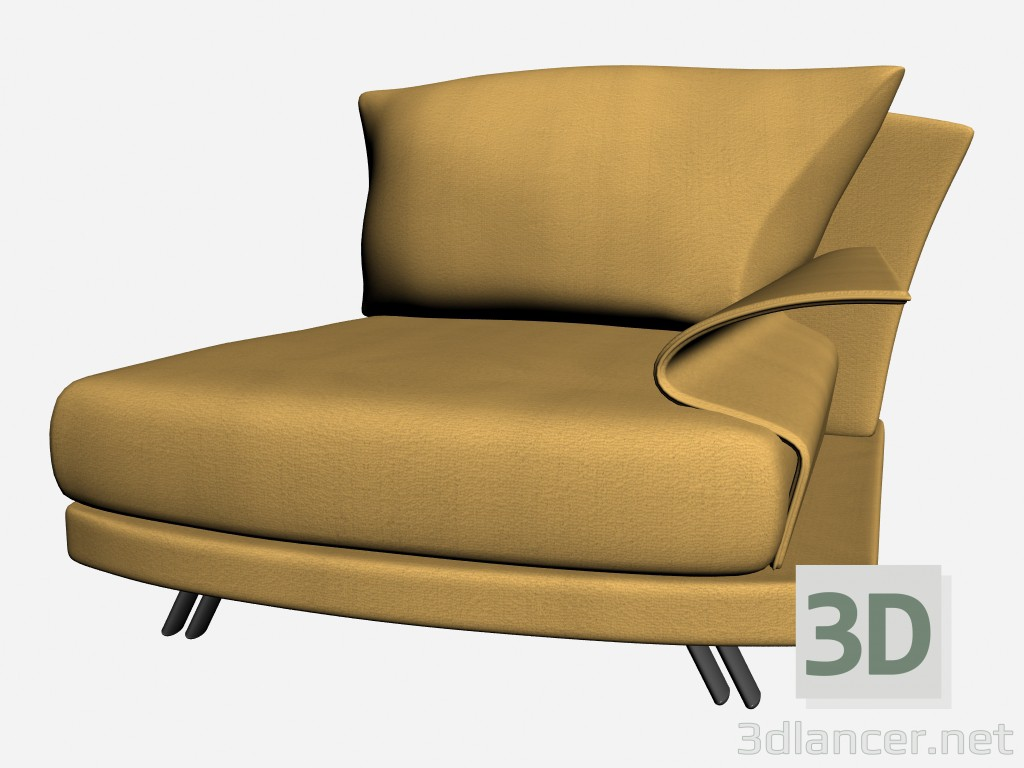 3d modeling Super Chair roy 2 model free download